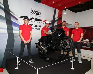 Honda Racing rides at MCL2