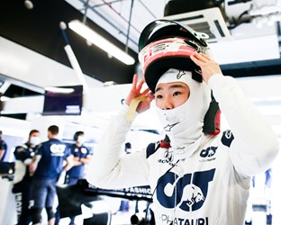 Yuki Tsunoda to Race for Scuderia AlphaTauri Honda in 2021 F1 Season