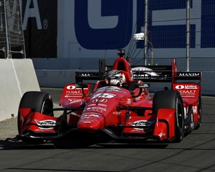 Rahal, Honda run second at Sonoma