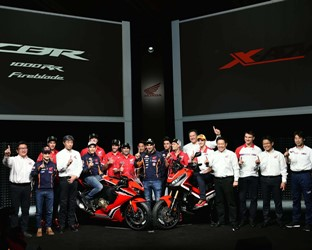 Honda Announces Plans for 2017 Motorcycle Motorsports Activities