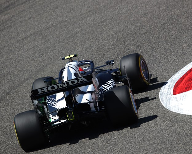 Honda complete over 4000km in Bahrain, as F1 Testing ends